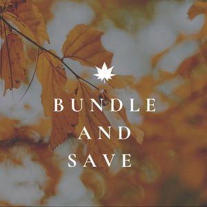 Bundle and SAVE ❤️